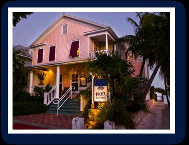 Backyard Restaurant Key West stories - louie's backyard